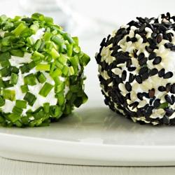 Пазл онлайн: Сырные шарики