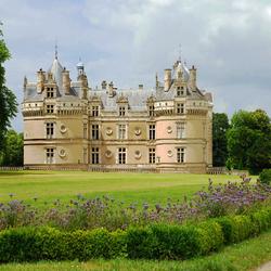 Пазл онлайн: Замок Ле Люд