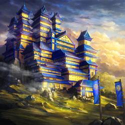 Пазл онлайн: Неприступная крепость Краба