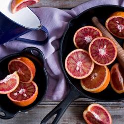 Пазл онлайн: Сицилийский апельсин