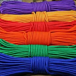 Пазл онлайн: Цветные шнуры