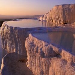 Пазл онлайн: Глянец растаявшего льда