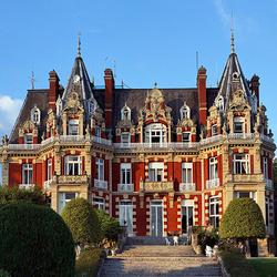 Пазл онлайн: Замок-отель в Великобритании