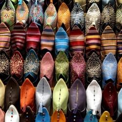 Пазл онлайн: Путешествие по Марокко