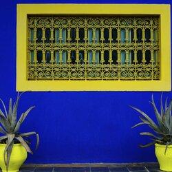 Пазл онлайн: Путешествуя по Марокко