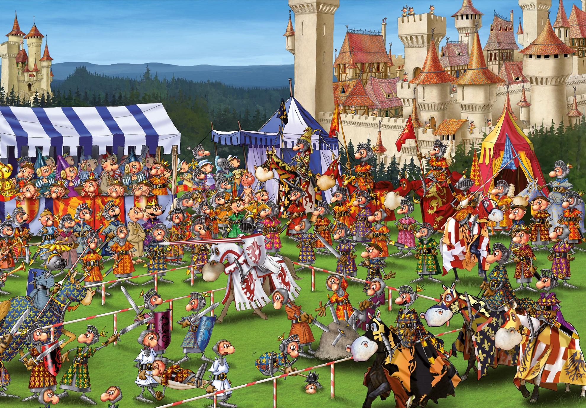 застрял картинки рыцарского турнира в средневековье смысл обрела