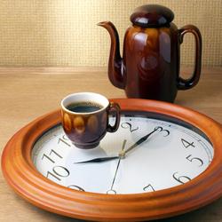 Пазл онлайн: Время кофе