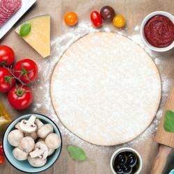 Пазл онлайн: Все для пиццы