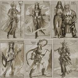 Пазл онлайн: Сказки Старой Руси