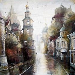 Пазл онлайн: Виды старой, уходящей Москвы