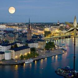 Пазл онлайн: Хельсинки
