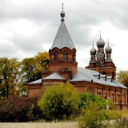 Пазл онлайн: Вознесенская церковь