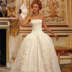 Пазл онлайн: Стиль рококо в одежде