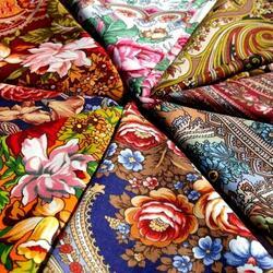 Пазл онлайн: Коллаж платков