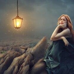 Пазл онлайн: Лампа