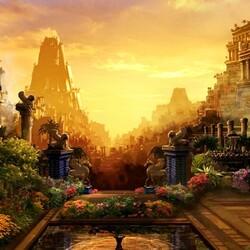 Пазл онлайн: Вавилон