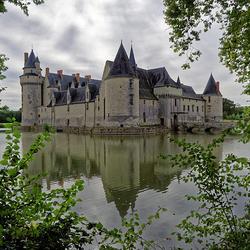 Пазл онлайн: Замок