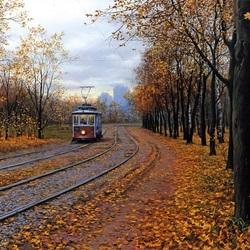 Пазл онлайн: Трамвай желаний
