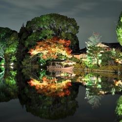 Пазл онлайн: Сады Японии