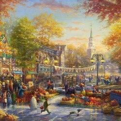 Пазл онлайн: Фестиваль тыкв