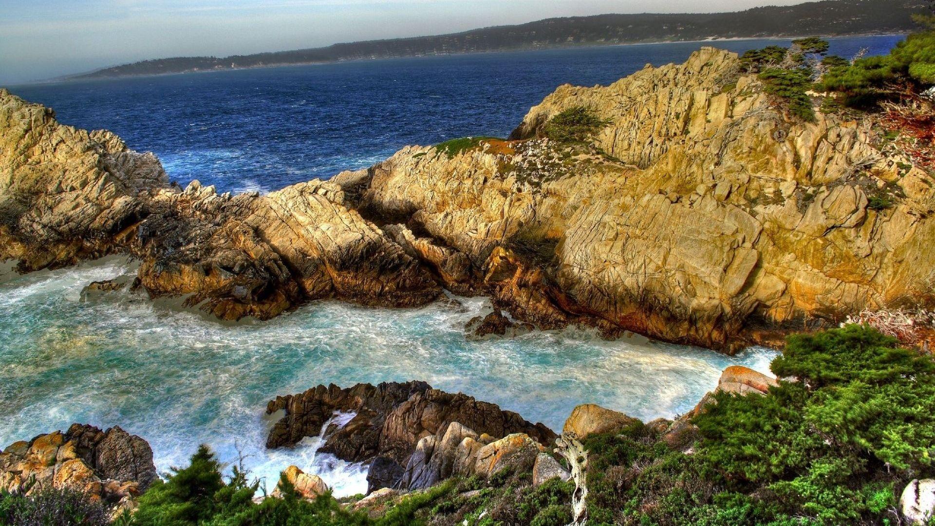 красивые фото морского побережья для активных