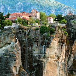 Пазл онлайн: Красоты Греции