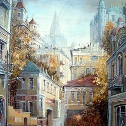 Пазл онлайн: Ушедшая Москва