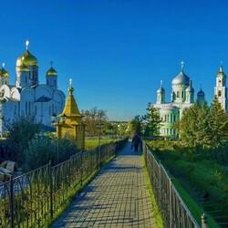 Пазл онлайн: Дивеевский монастырь