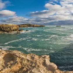 Пазл онлайн: Зигзагообразный берег