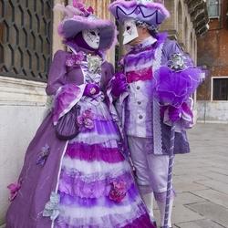 Пазл онлайн: Венецианский карнавал
