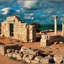 Пазл онлайн: Памятник античности - Херсонес