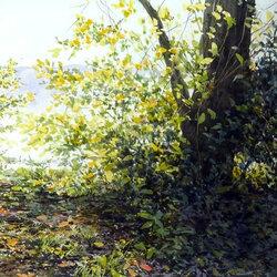 Пазл онлайн: У дерева