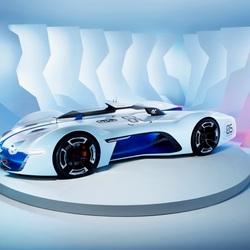 Пазл онлайн: Автомобиль будущего