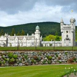 Пазл онлайн: Замок Балморал