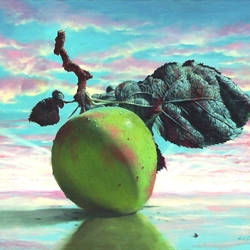 Пазл онлайн: Яблочко