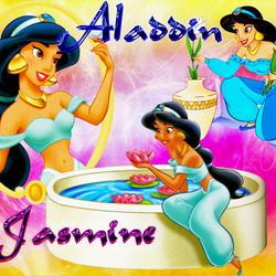 Пазл онлайн: Жасмин-принцесса Аграбы