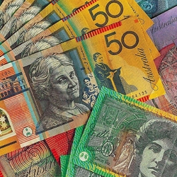 Пазл онлайн: Банкноты
