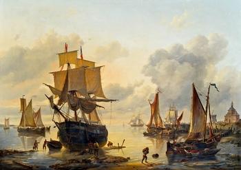 Живопись 19 века в европе википедия