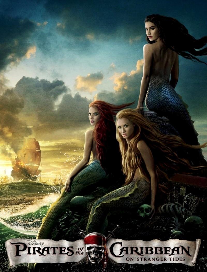Пираты Карибского моря: На странных берегах (Pirates of the Caribbean: On Stranger Tides, 2011) новые фото