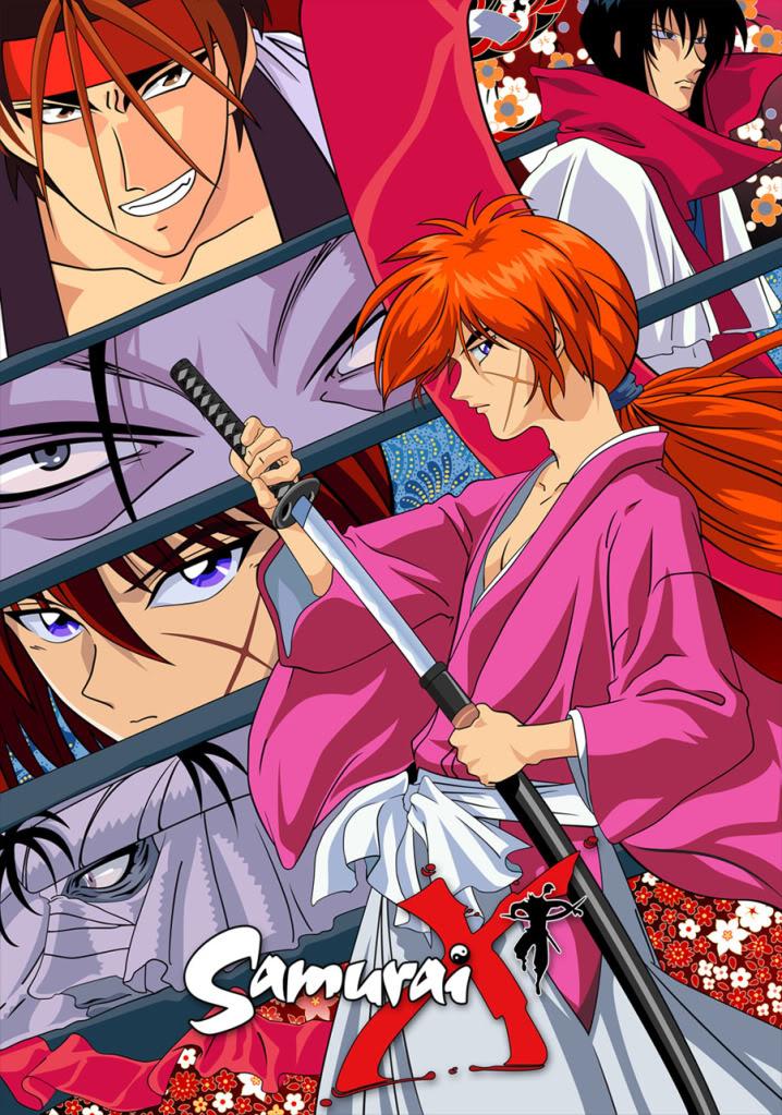 Amazoncom Samurai X  OVA Collection Kazuhiro Furuhashi