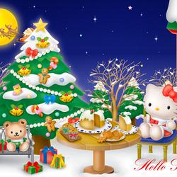 Пазл онлайн: Встречаем Новый год!