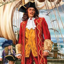 Пазл онлайн: Петр на корабле