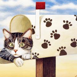 Пазл онлайн: Вам почта
