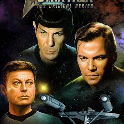 Пазл онлайн: Звёздный путь: Оригинальный сериал