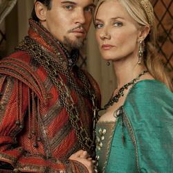 Пазл онлайн: Генрих с супругой