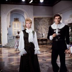 Пазл онлайн: Анжелика и король