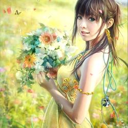 Пазл онлайн: Расцвет лета