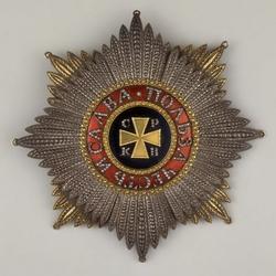 Пазл онлайн: Звезда Ордена Святого Владимира