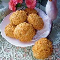 Пазл онлайн: Печенье «Кедровый рай»