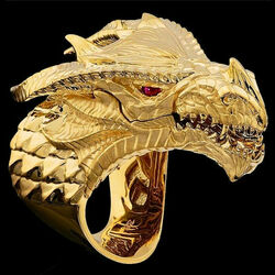 Пазл онлайн: Кольцо Золотой Дракон